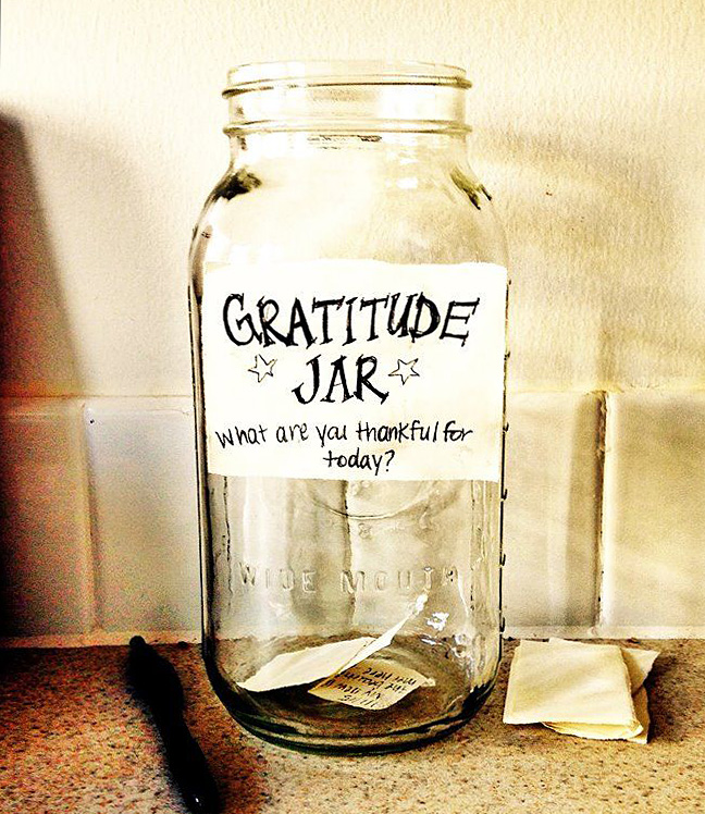 The Wisdom Of Gratitude Passage
