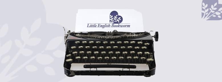 Little English Bookworm logo